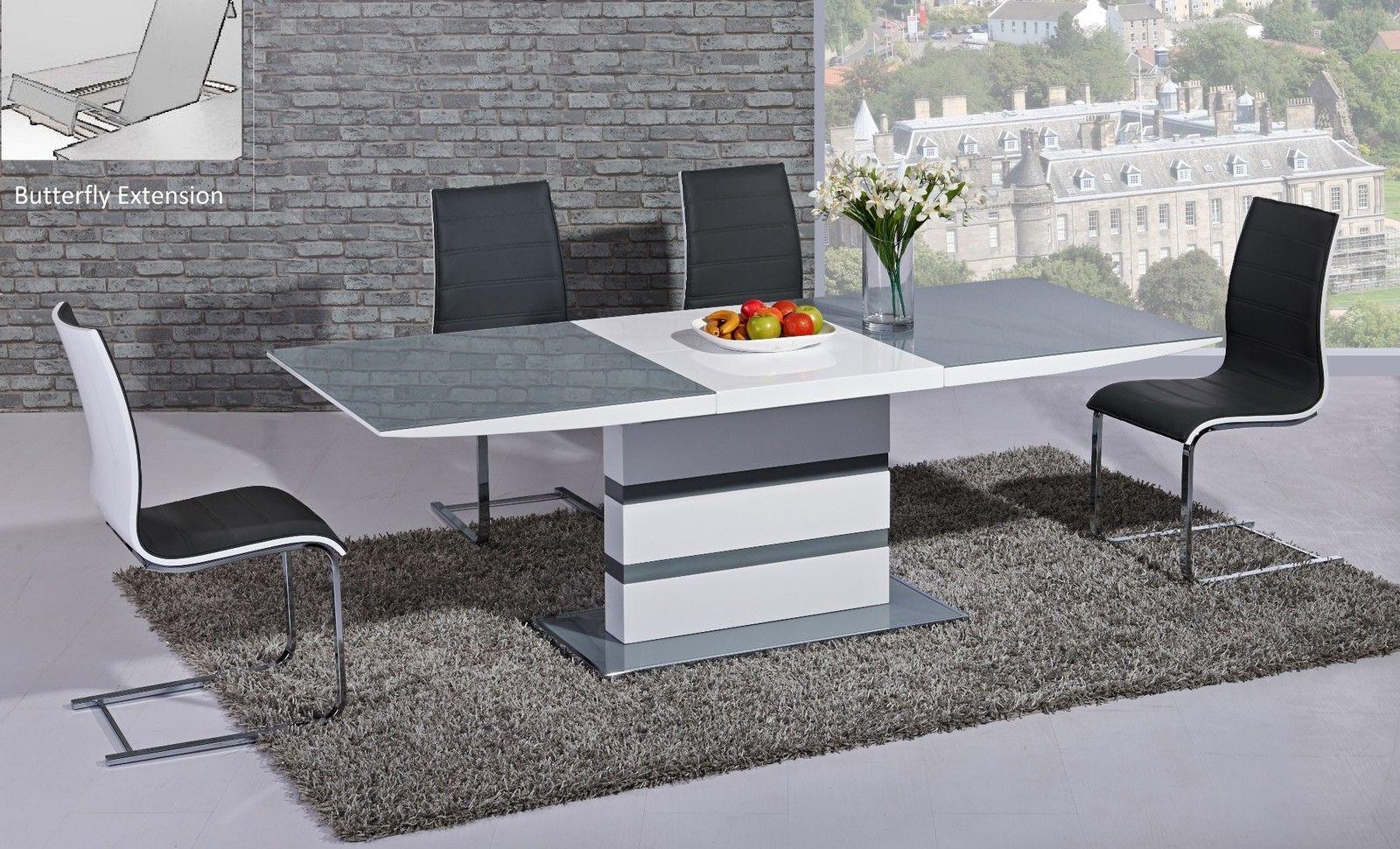 Artic 160cm Ext 220cm Table Amp 6 Encore Chairs Mcginley S